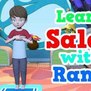 Learn How To Pray with Rami, Learn Salah for Kids